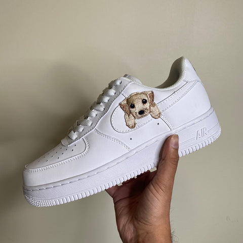 Puppy Patch Air Force 1