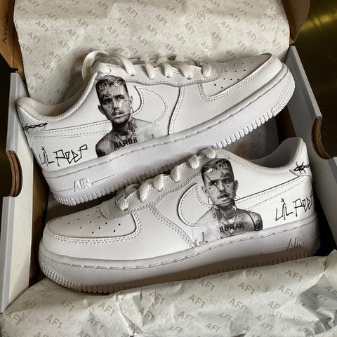 """Lil Peep"" Air Force 1"