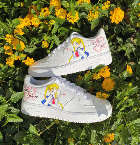 """Sailor Kiss"" Air Force 1"