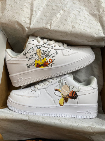 """One Punch"" Air Force 1"