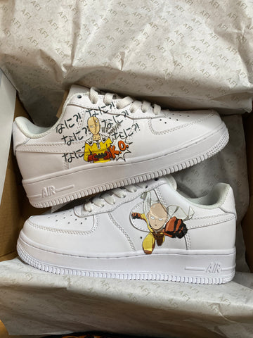 """Anime One Punch"" Air Force 1"