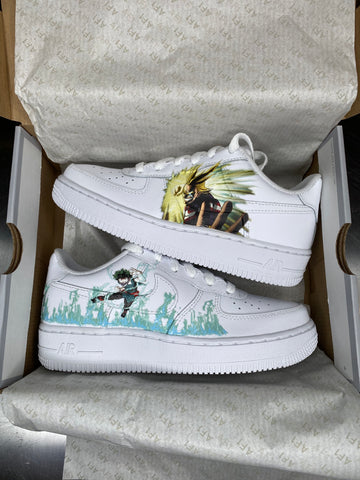 """Hero Anime"" Air Force 1"