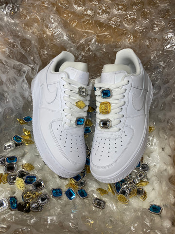 """Majorwavez Championship Charms"" Air Force 1"