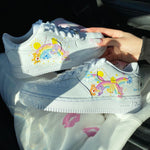 """Careee Bearrr"" Air Force 1"