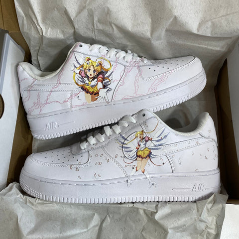 """Revenge and Death Sailor"" Air Force 1"