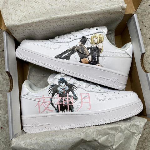 """Death Note"" Air Force 1"