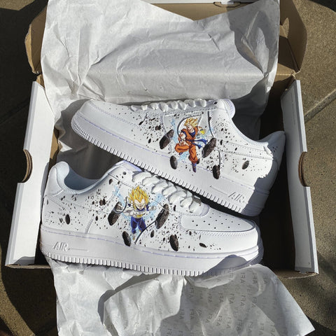 """DBZ"" Air Force 1"