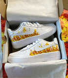 """HD Flamez"" Air Force 1"