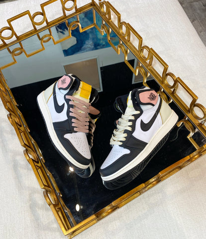 Pink Cream Limited Air Jordan 1