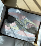 Majorwavez Matte pink Tone Air Force 1