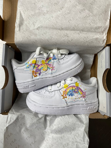 Toddler bear Air Force 1