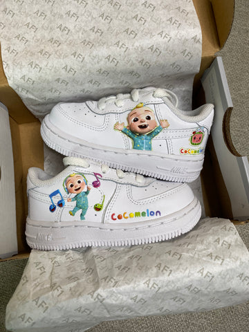 Toddler COCO Air Force 1