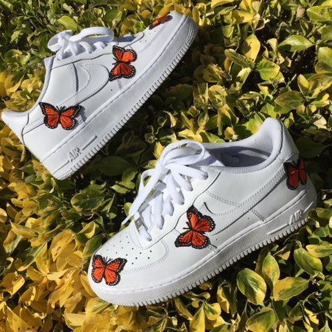 """Mariposa"" Patch Air Force 1"