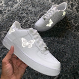 Limited 3M HD Reflective Butterfly Air Force 1