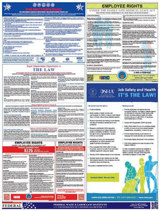 Federal Labor Law Posters (Spanish) - HR-Rescue