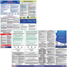 Load image into Gallery viewer, Federal and State Labor Law Posters Kit (English) - HR-Rescue