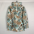 Vintage Floral Print Fleece - Men's Medium/ Women's Large