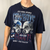 Oversized NFL Cowboys VS Giants Tee in Navy - XL - Vintique Clothing