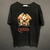 Vintage Queen Acid Wash Tee - Small - Vintique Clothing
