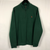 Vintage US Polo Association 1/4 Zip Sweatshirt in Green - Men's Large/Women's XL