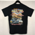 Vintage 'North Turn' Racing Tee - Men's Small/Women's Medium
