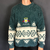 Vintage 'Maple Leaf Canada' Knitted Jumper/Sweater - Large - Vintique Clothing