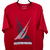 NAUTICA TEE IN RED - MEN'S XL/WOMEN'S XXL