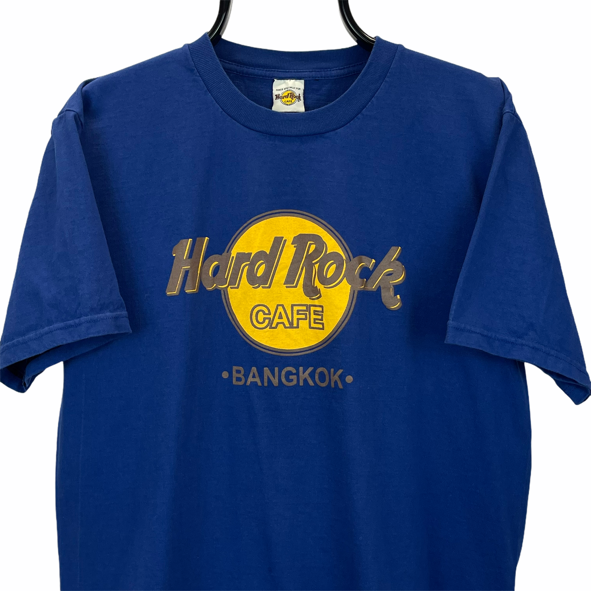 VINTAGE 90S HARD ROCK CAFE BANGKOK TEE - MEN'S LARGE/WOMEN'S XL