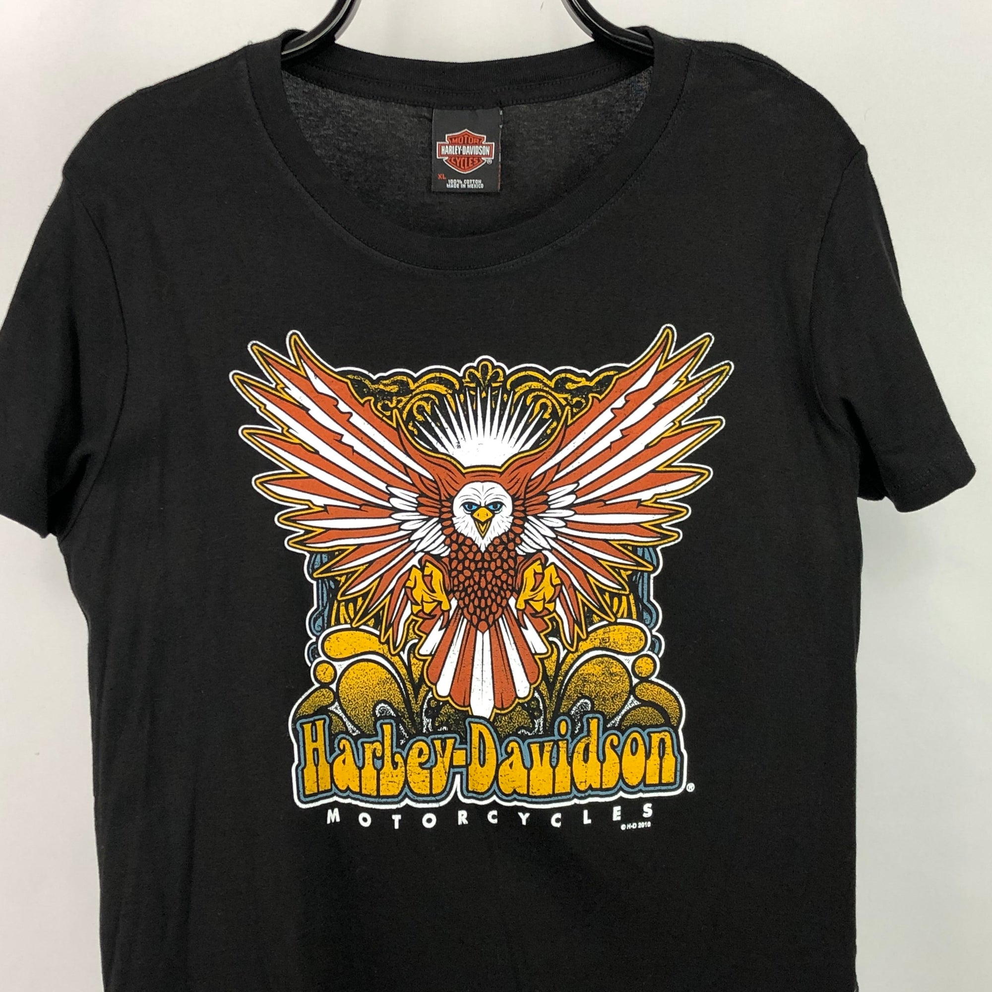 Harley Davidson Eagle Tee - Men's Small/Women's Large
