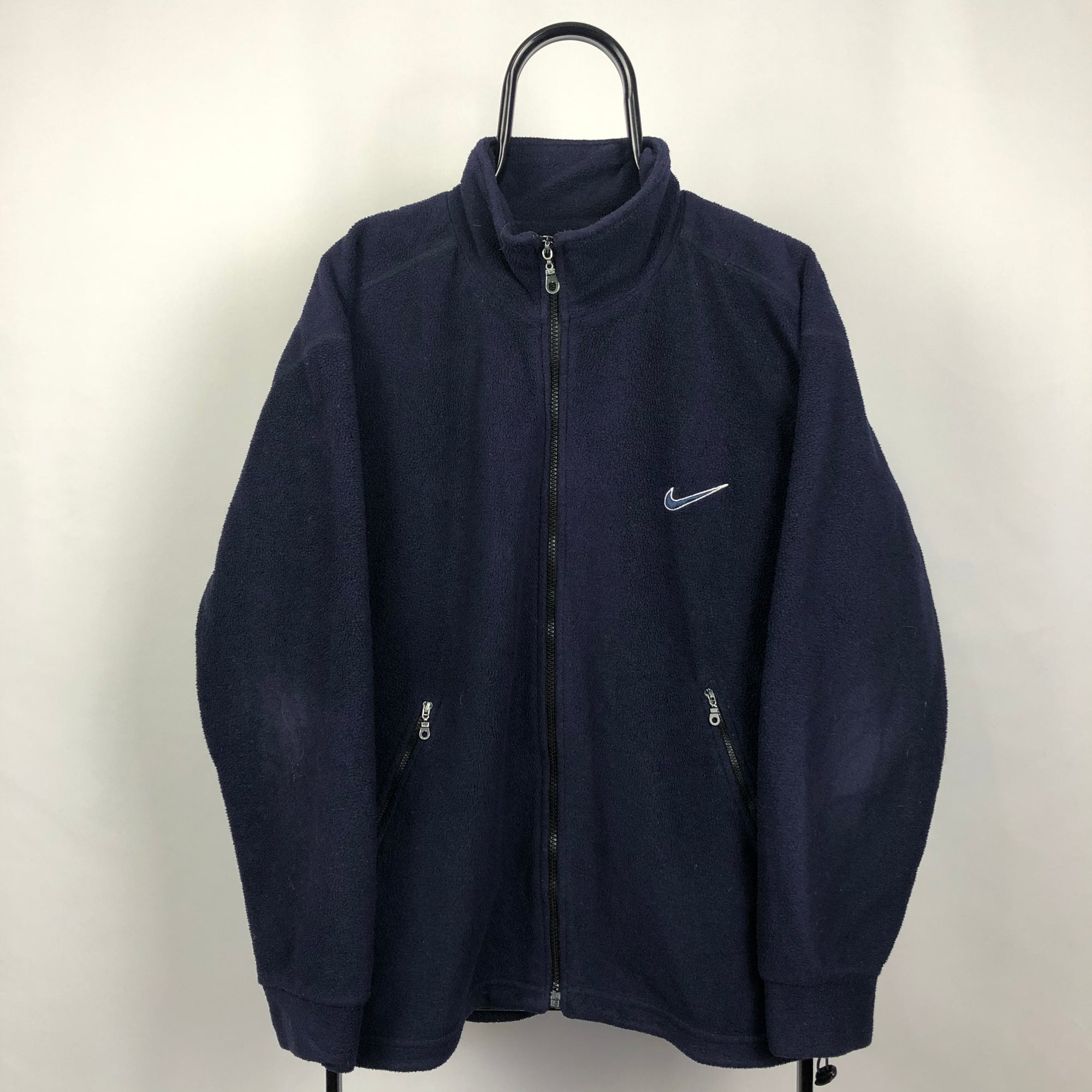 Nike Fleece in Navy - Men's Large/Women's XL