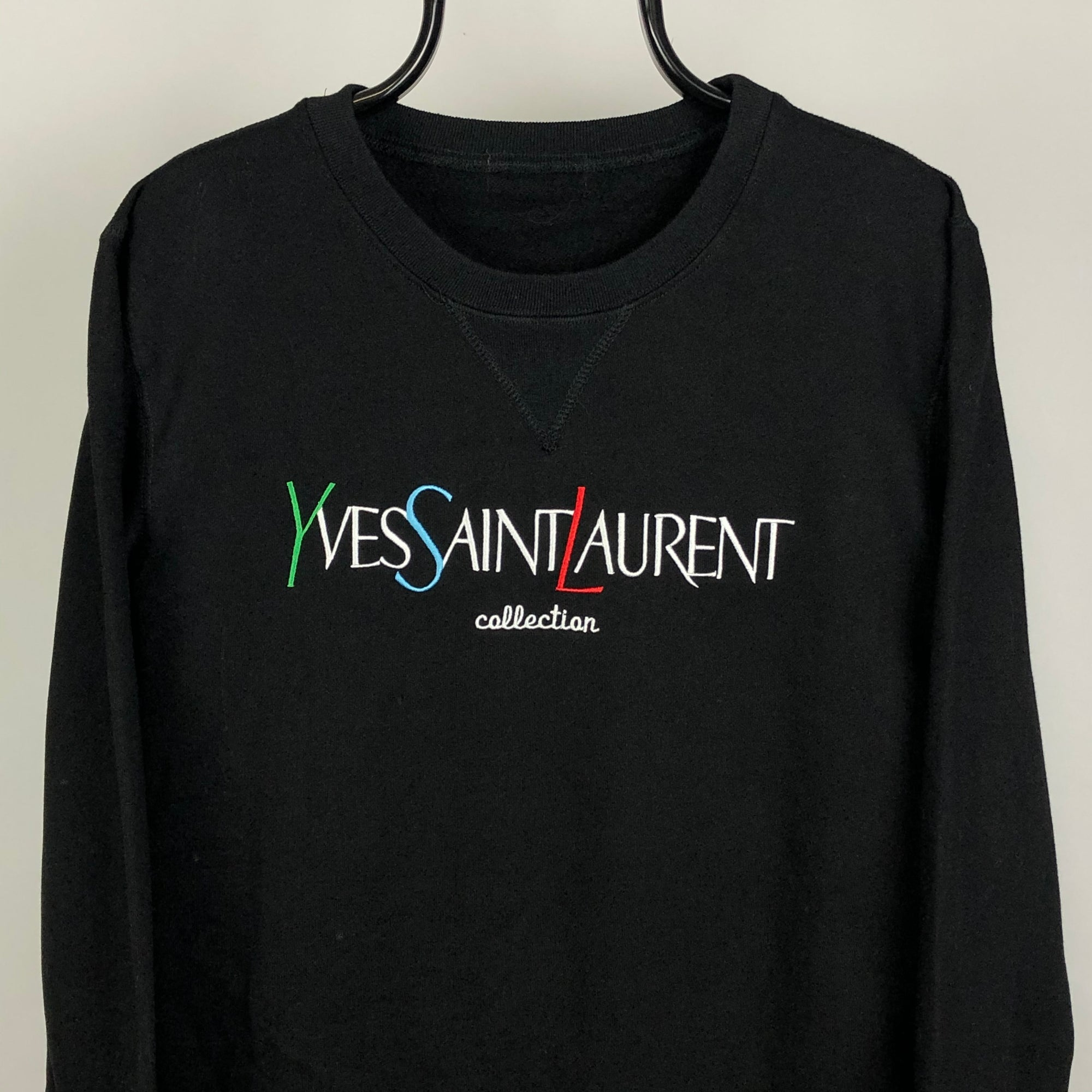 YSL Spellout Sweatshirt - Men's Small/Women's Medium