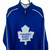 Vintage NHL Toronto Maple Leafs 1/4 Zip Knit - Men's Large/Women's XL