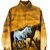 Vintage Horse Print Fleece - Men's Medium/Women's Large