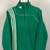 Vintage Adidas 1/4 Zip in Green - Men's Medium/Women's Large