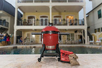 Kamado Joe BJ24RHCI-A Big Joe III Charcoal Grill