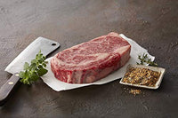 Premium Angus Beef - 4 (10oz) Ribeye - Chicago Steak Company - PSC153 4 10OZ