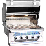 American Muscle Grill Grilling : Gas Grills AMG36-NG-AMG36-CART Freestanding Dual Fuel Wood/Charcoal / Gas Grill, 36-inch, Natural Gas