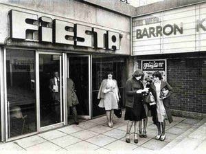 No siesta 'til club Fiesta - the cabaret king is crowned Sheffields best club of the 1970s