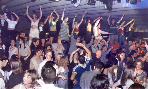 Dancing in Sheffield's Music Factory in the 1990s