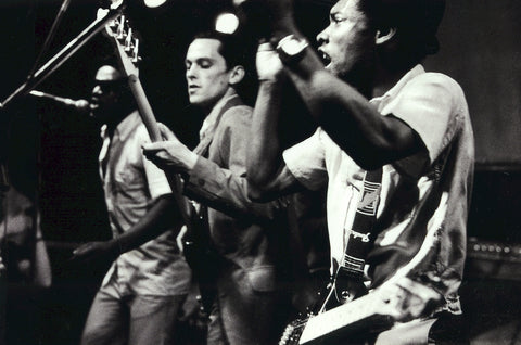 The Specials at The Limit - by James Melik
