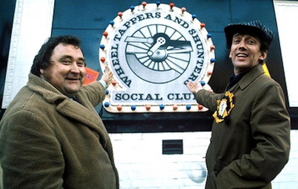 Wheeltappers and Shunters Social Club - another '70s hit