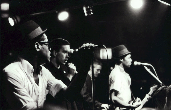 The Specials at the Limit - pic by James Melik