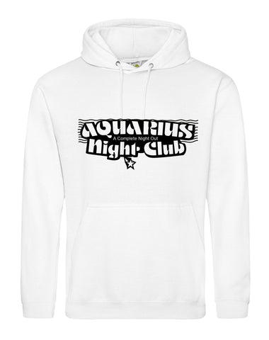Aquarius unisex fit hoodie - various colours