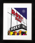 The Roxy - signed Alan Pennington art print - framed  - with FREE UK postage