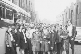 Dirty Stop Out's Guide to 1960s Sheffield