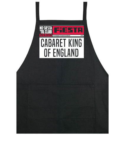 Fiesta cooking apron