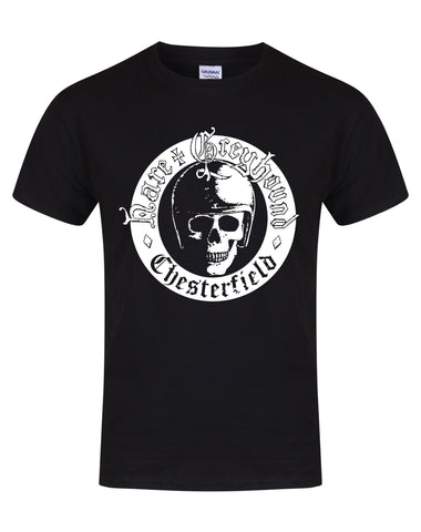 Hare & Greyhound skull unisex fit T-shirt - various colours