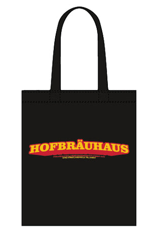 Hofbrähaus canvas tote bag