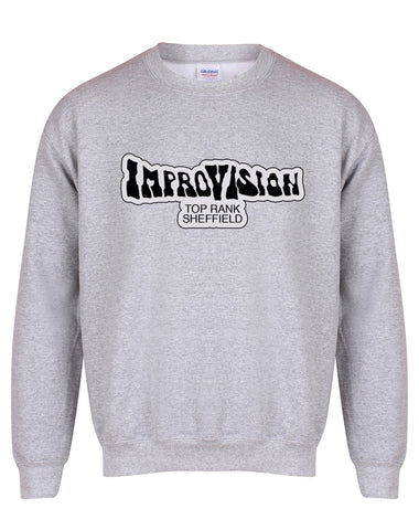 Improvision unisex sweatshirt - various colours