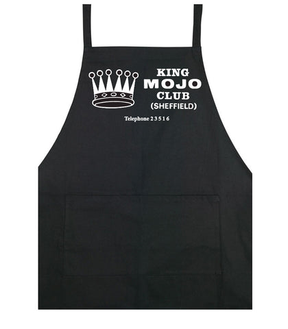 King Mojo cooking apron